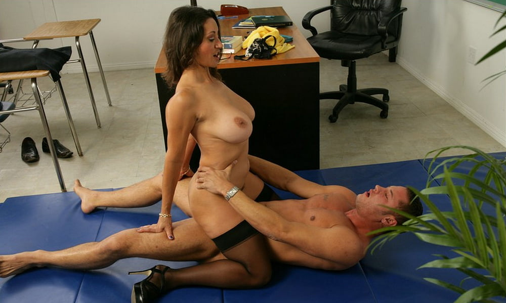 My first sex teacher mature
