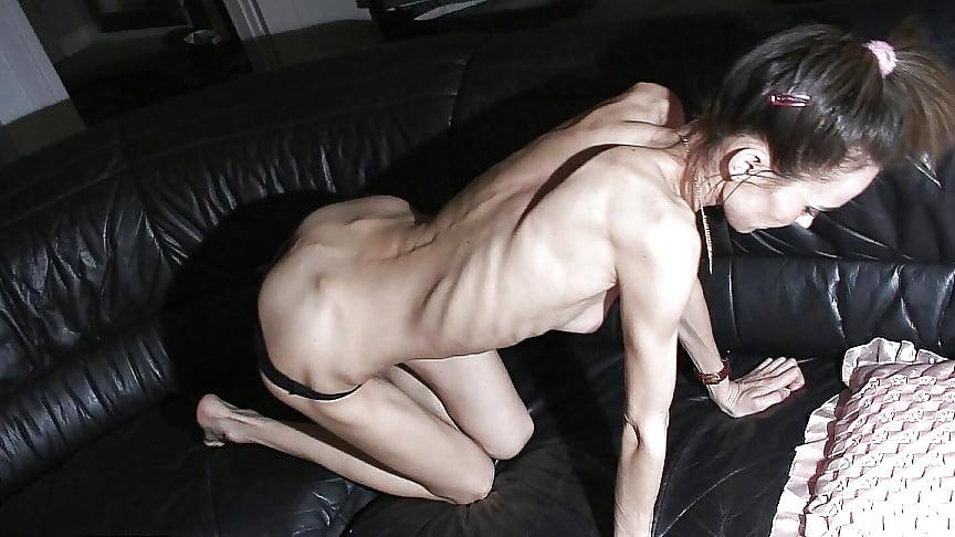 Skinny black sex photo