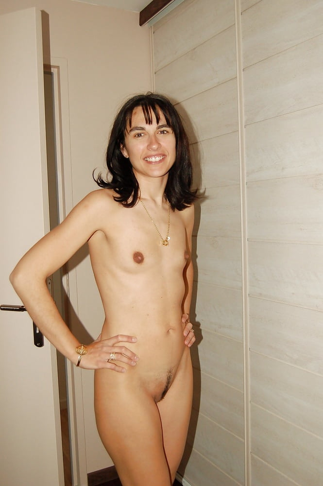 Homemade older with tiny tits