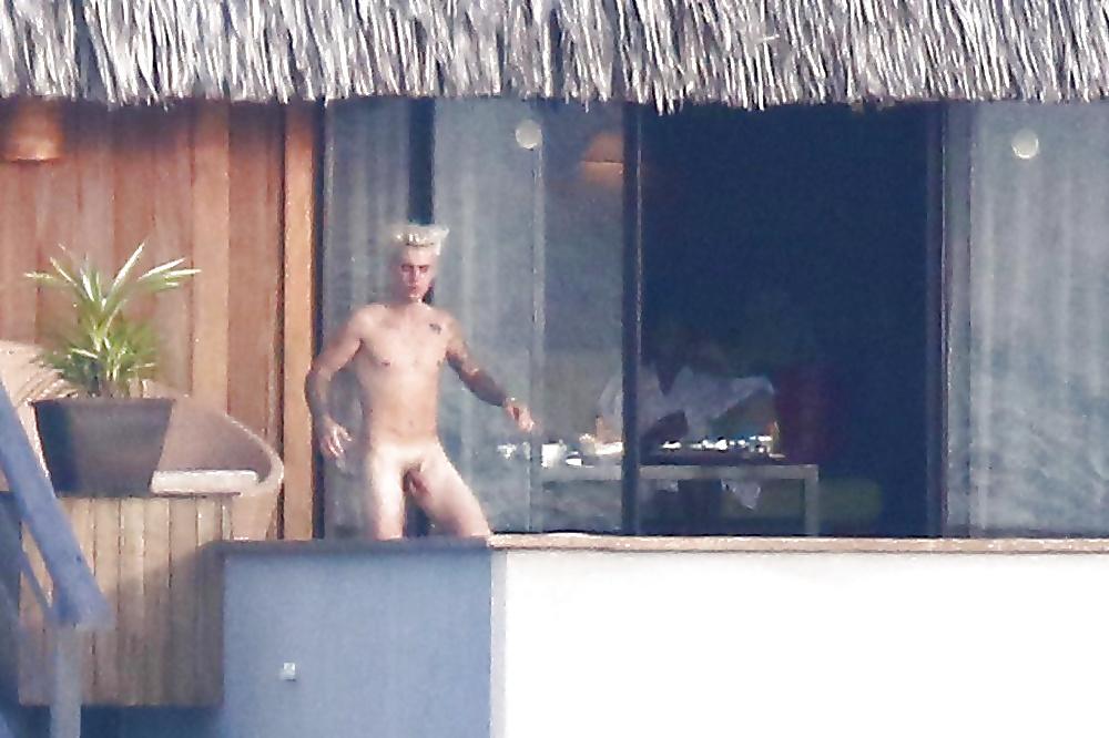 Justin bieber naked beach-5435