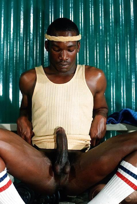 African penis support