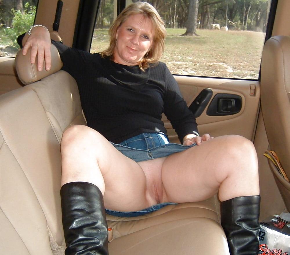 Big ass milf in red satin pantiess
