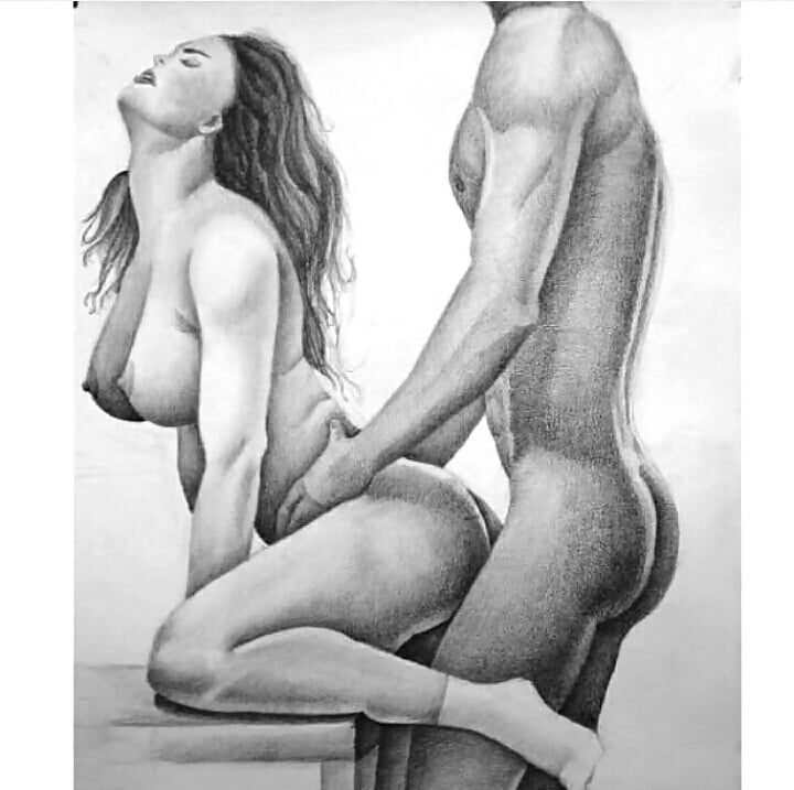The Erotic Art Of Bernard Montorgueil