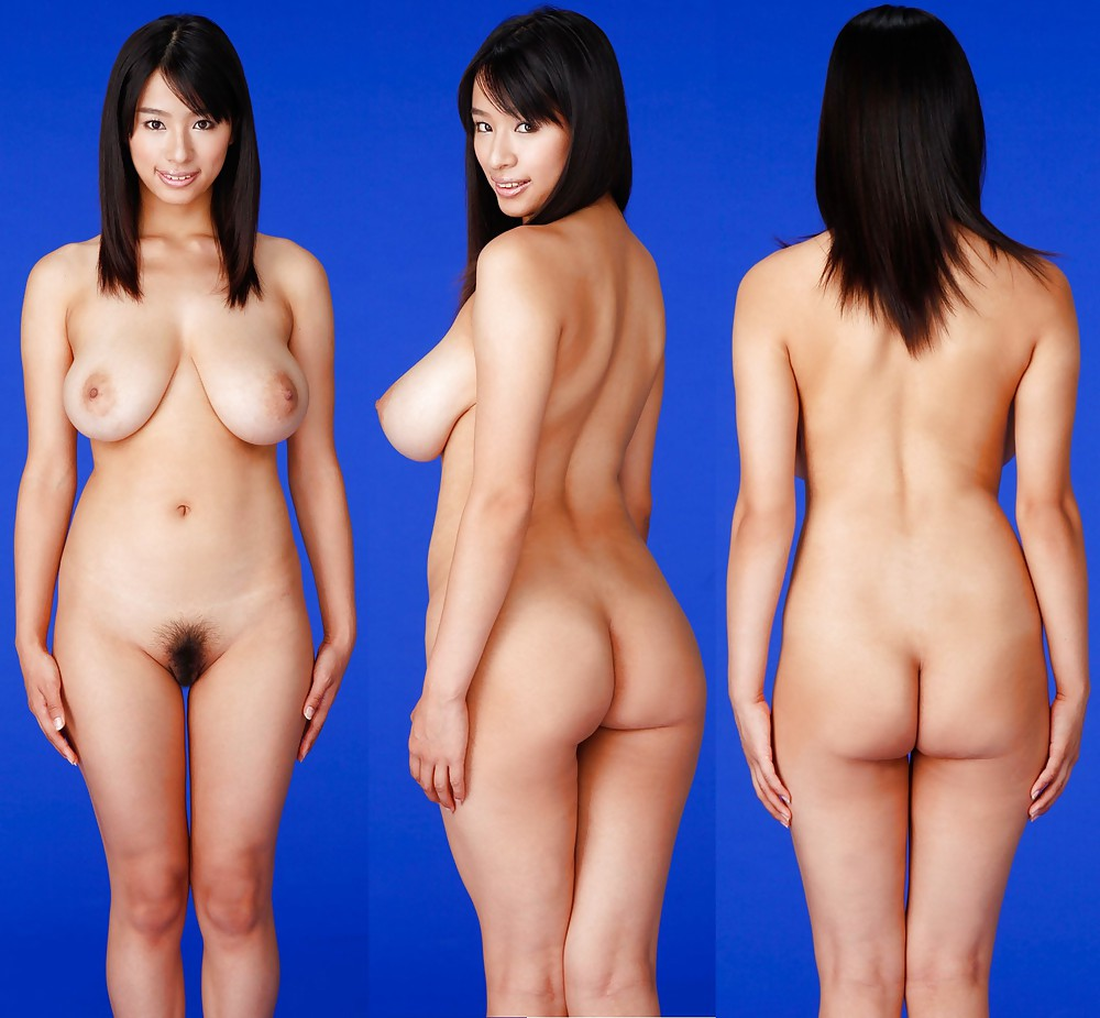Naked asian women masturbating