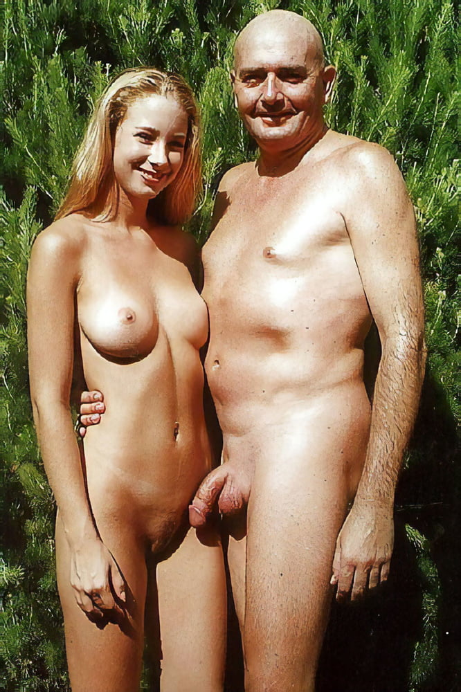 Nude daughter young