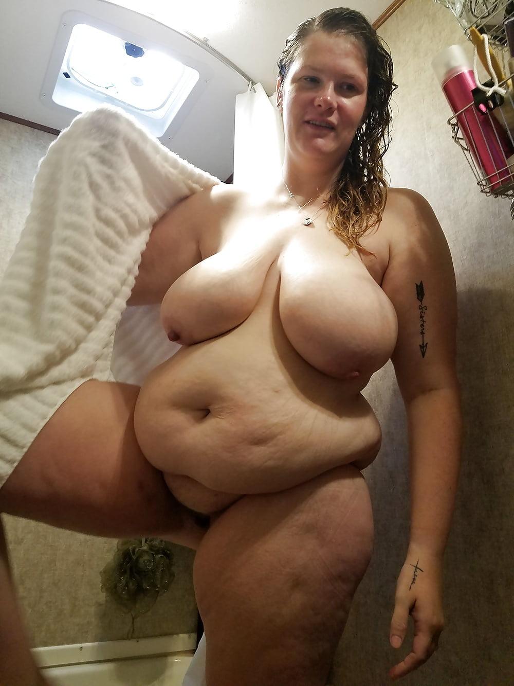 Bbw nude shower — photo 11