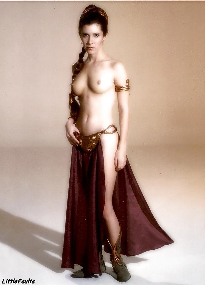 Princess leia nudes