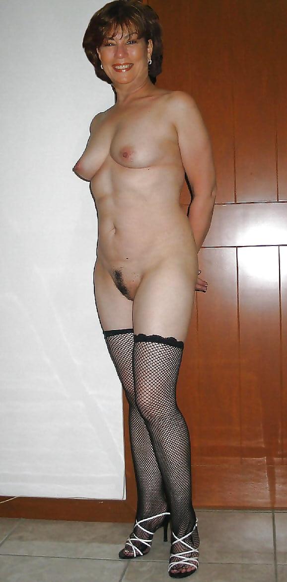 домашние фотографии голых русских женщин бальзаковского возраста - 7