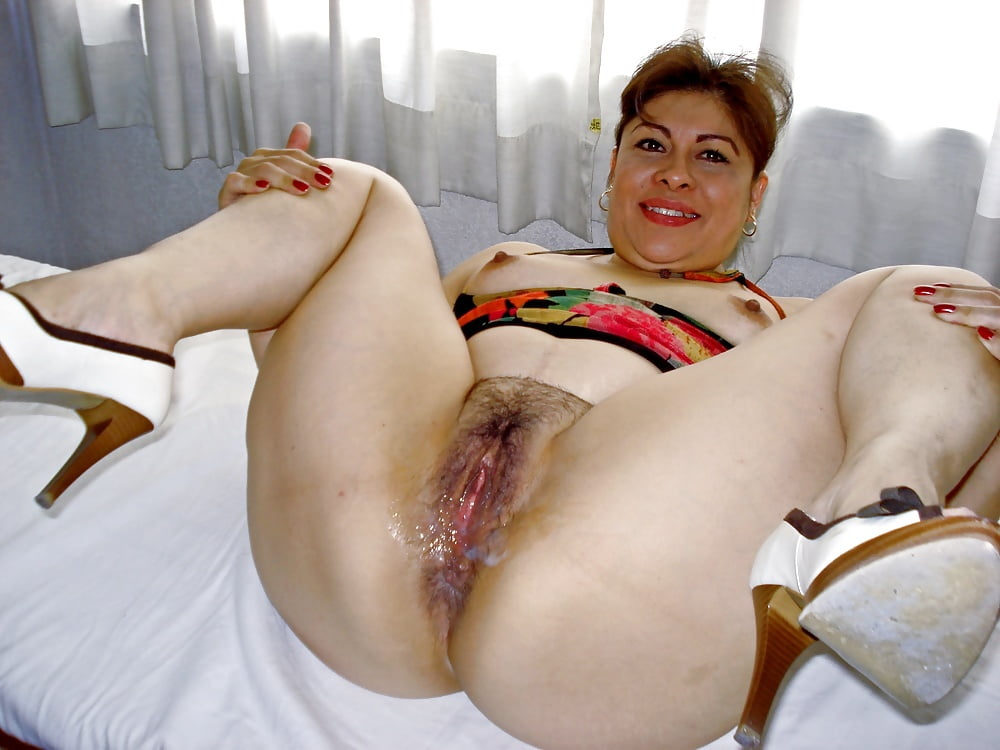 Mexican hairy pussy fuck
