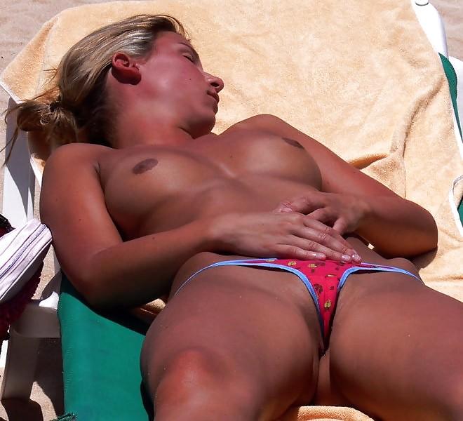 Bikini in smallest usa