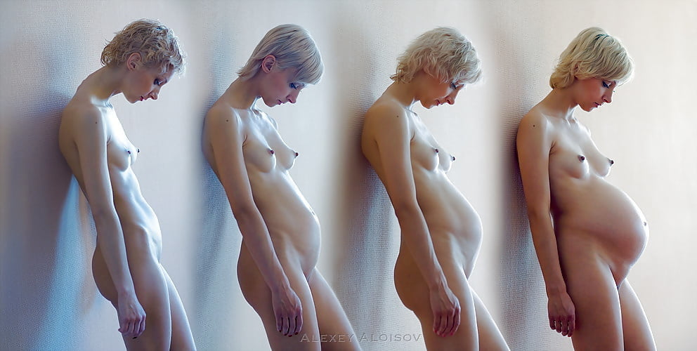 Naked pregnant Celebrities' Most
