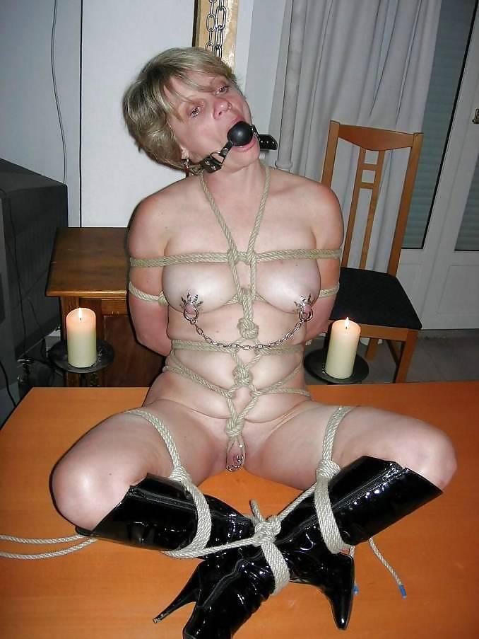 Porn bondage mature