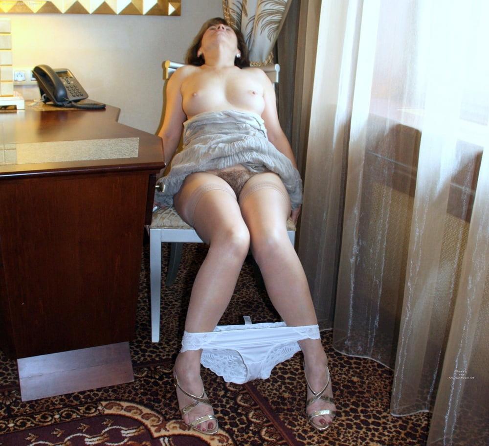 Skirt Up, Panties Down, Bent Over, Ready To Fuck - 18 Pics -9477