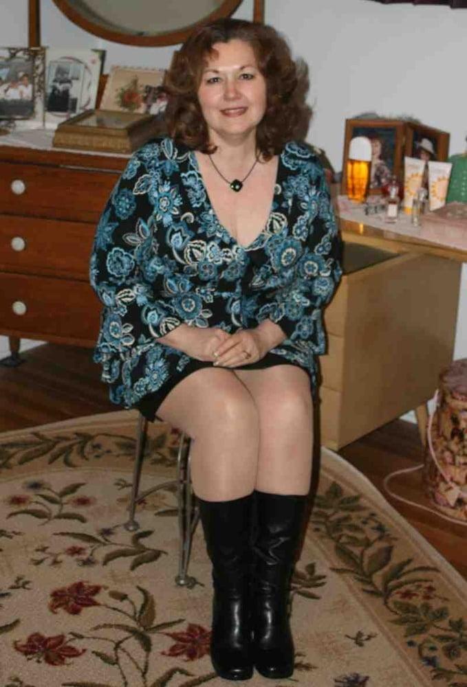 Pantyhose russian mature Fashion Comeback:
