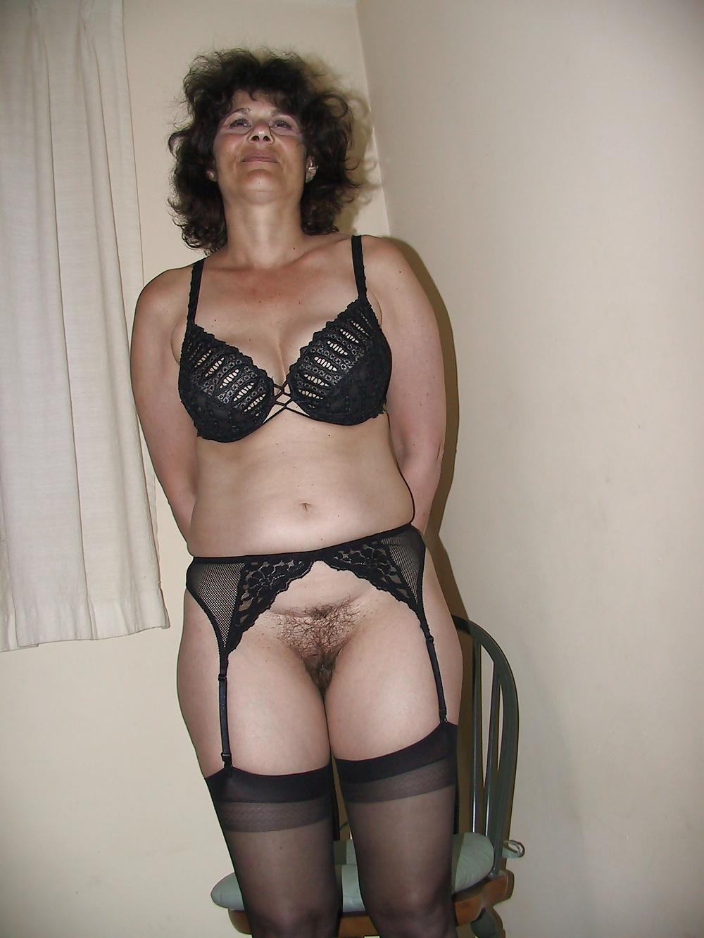 Sexy black lingerie dress-7961