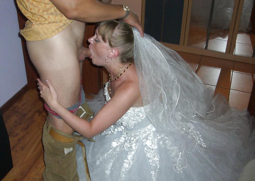 порно фото невест в вк анал
