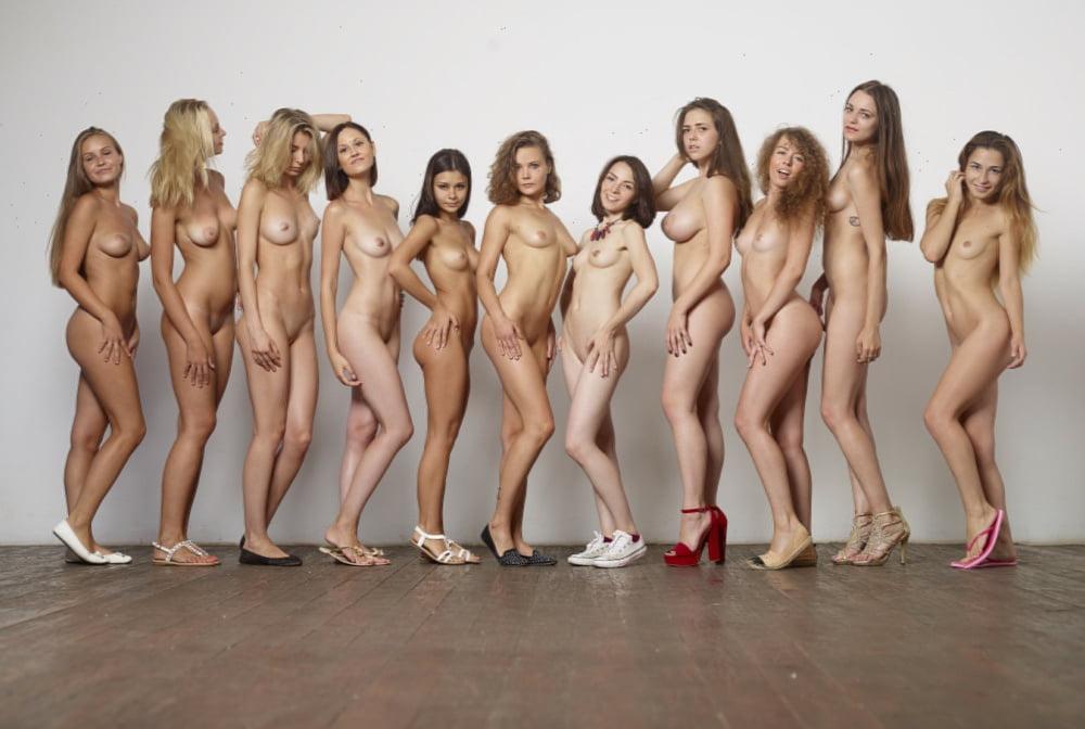 Aussie girls team nude, gang bang hard cord