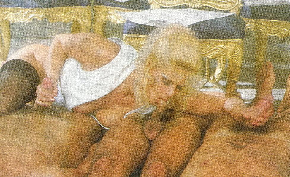 Interracial vintage porn
