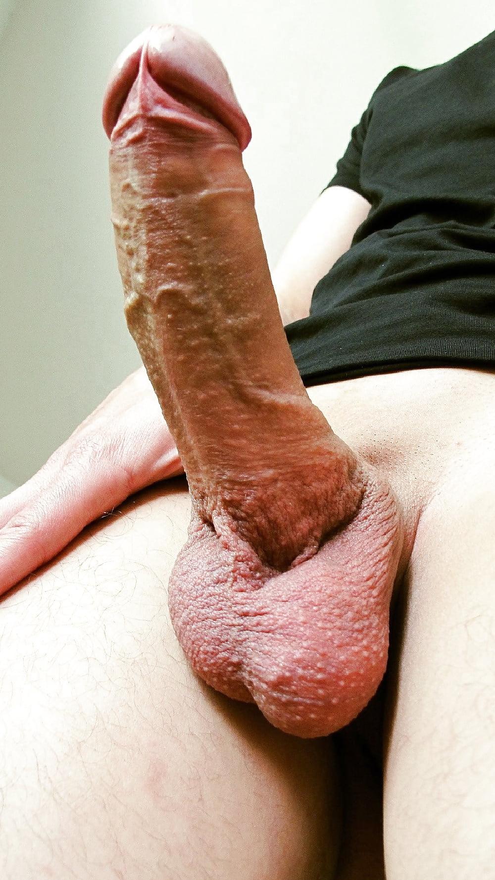 milking his huge gay cock