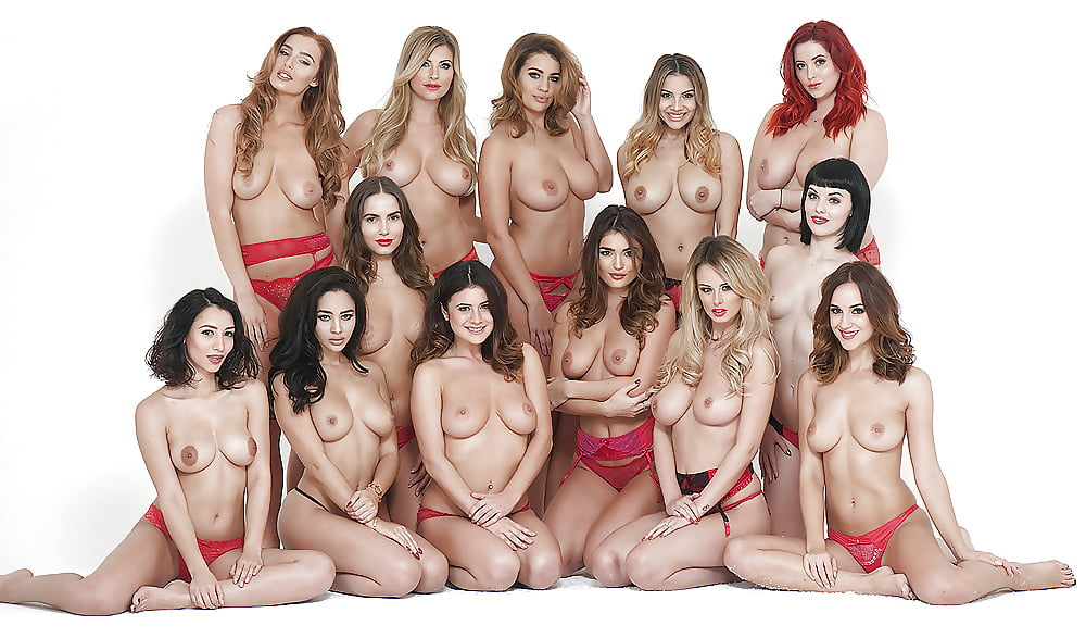 Lots of naked women, strap on lesbian dildo fun review