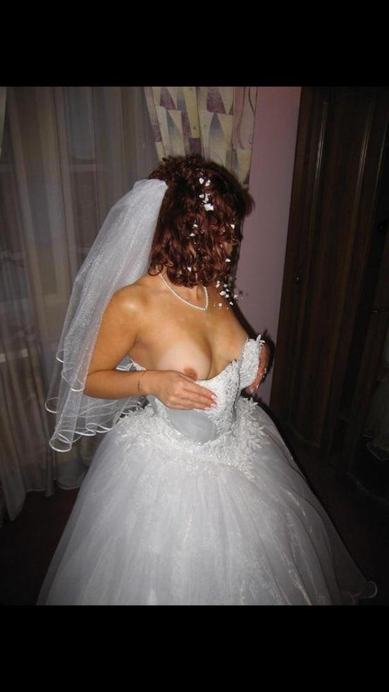Here comes the bride porn