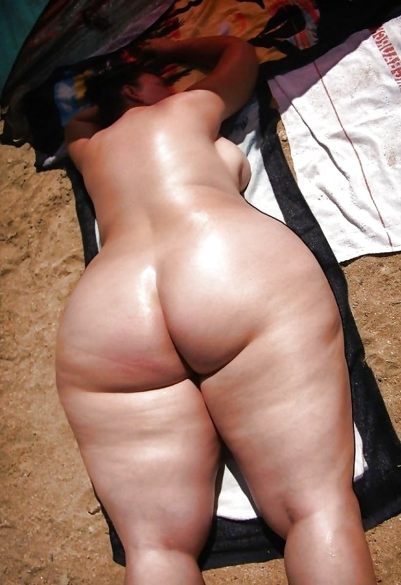 Big booty old white women