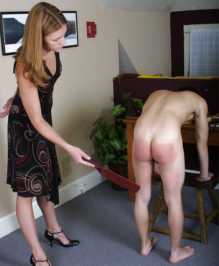 Mistress Punished Bad Boy Otk