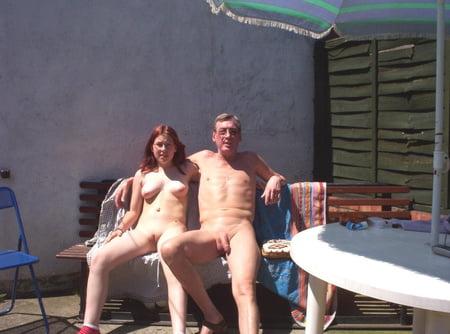 Ehepaare nackte Pärchen