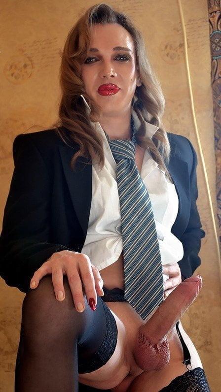 транс госпожа алиса
