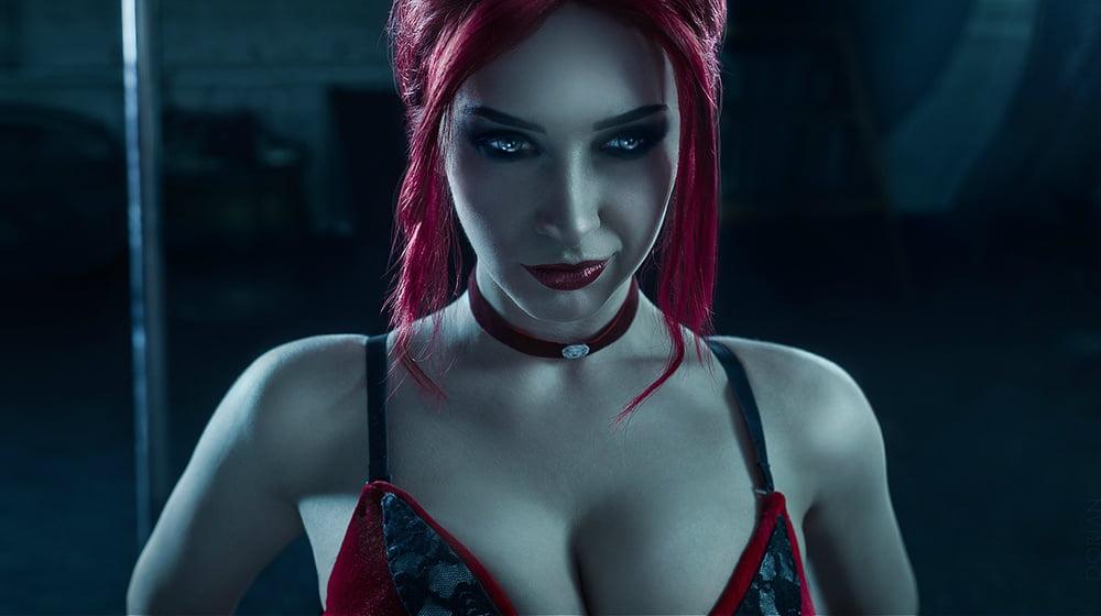 Sexy vampire costumes diy
