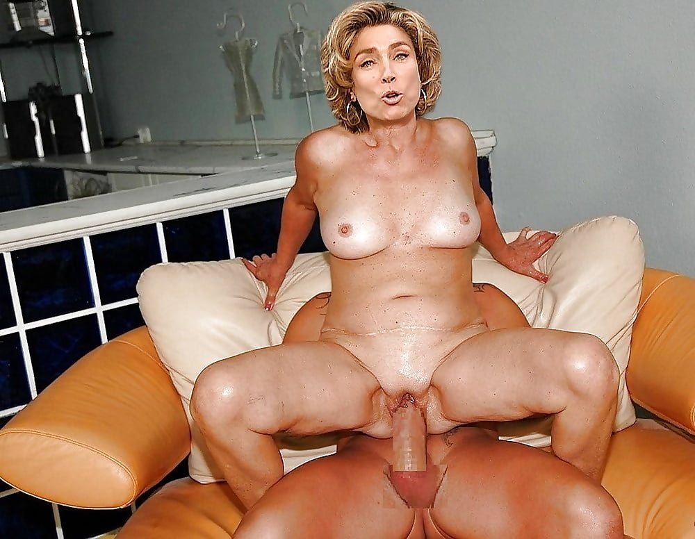 Mature rides cock — img 12