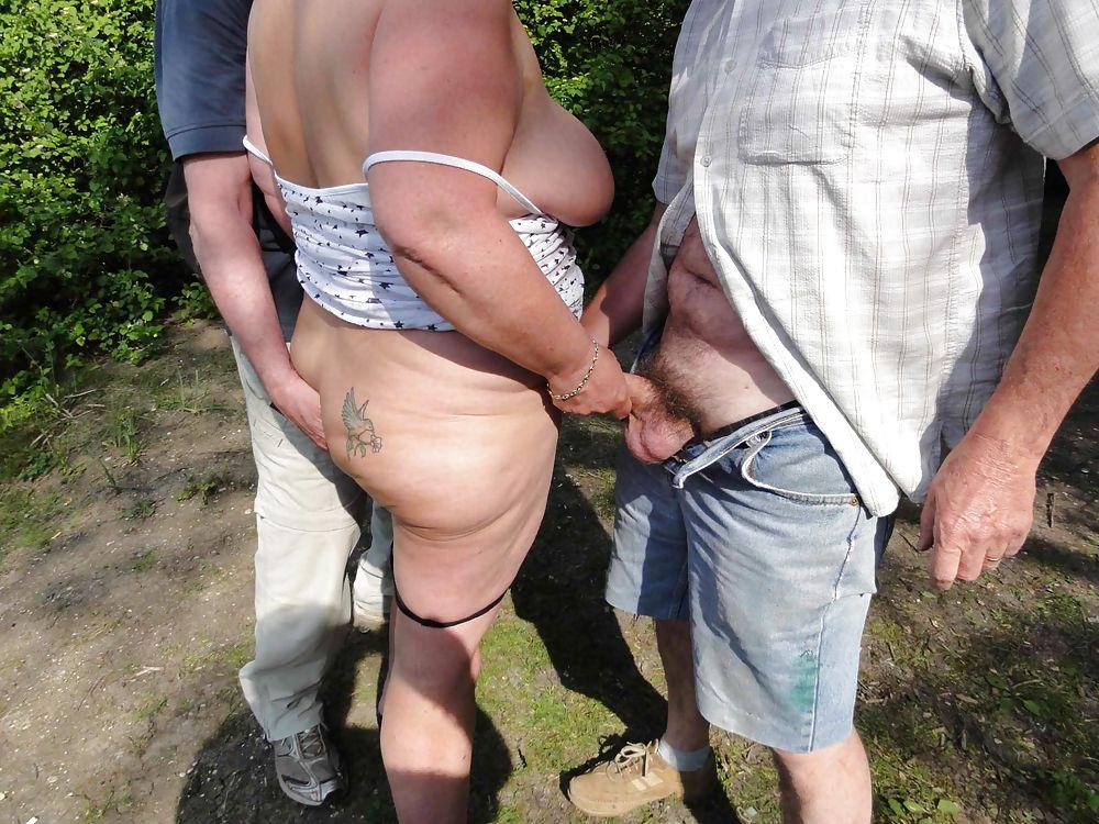 Mature women exhibitionist fuck video #9