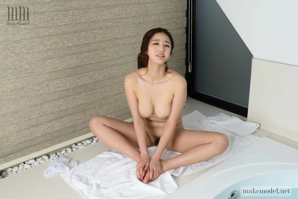 Korean beautiful nude-4496