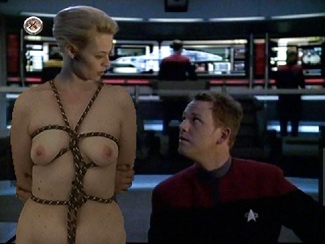 Star Trek Voyager Seven Of Nine Nude