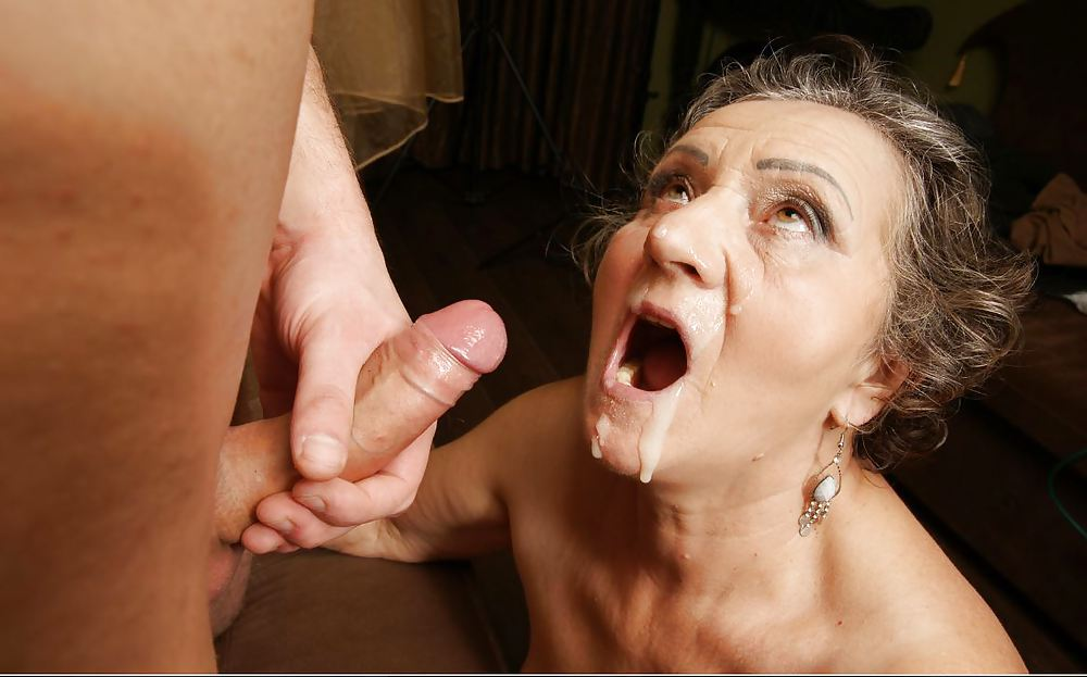 Watch Older Woman Drains Young Balls