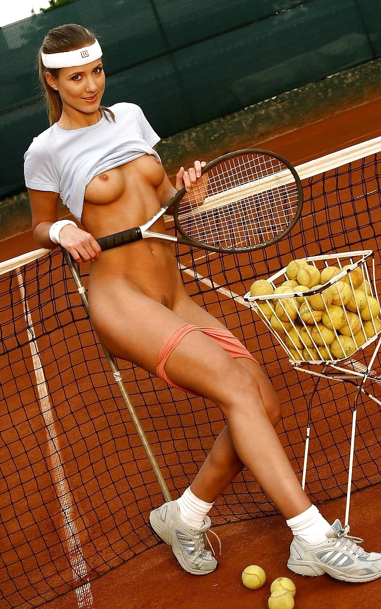 Women Tennis Players Nude