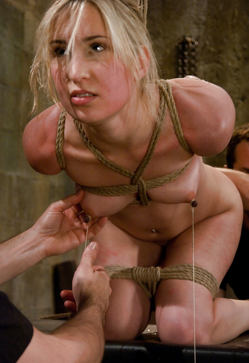 Denish bondage blonde porn, nude hot bikini tan lines