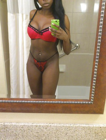busty black bitch