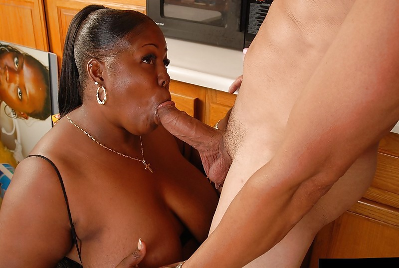 Black and mature mamas