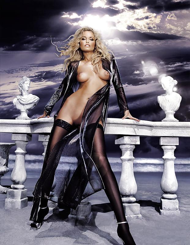 эротические фото знаменитых моделей хотел поздравить творческий