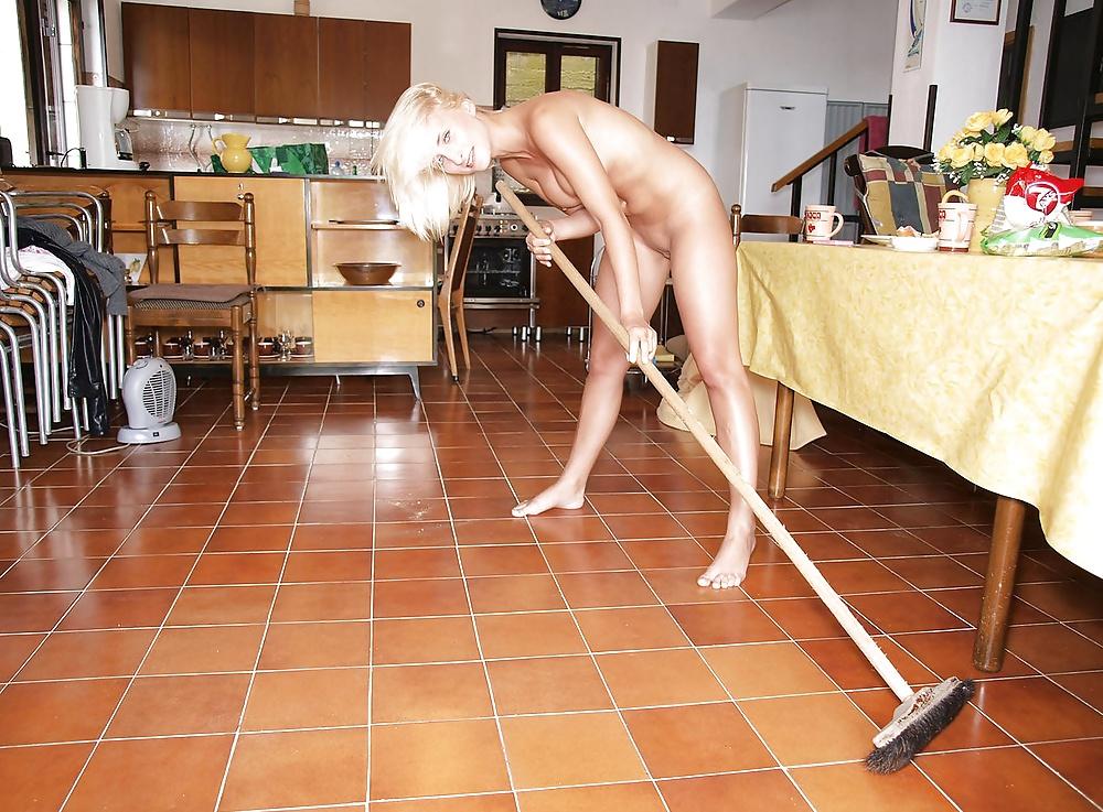 Erotic housework