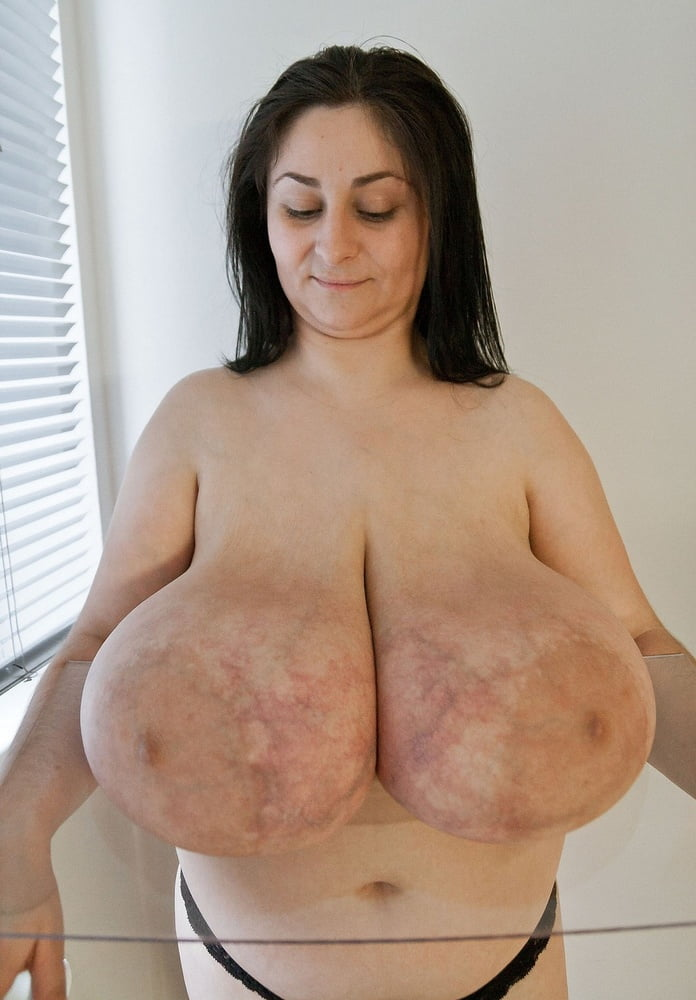 Heavy breasts period