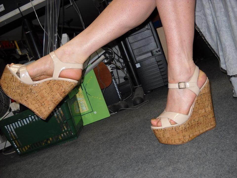 Leggings & Shoes