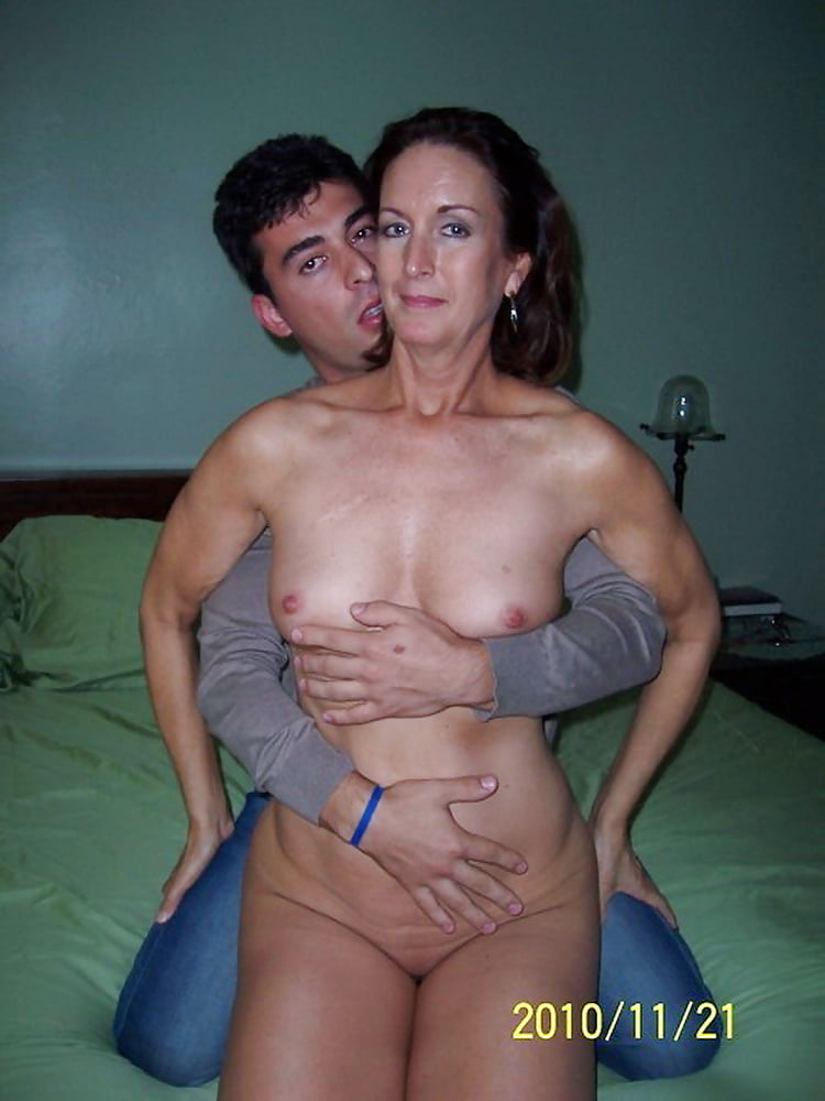 Amature milf first time anal