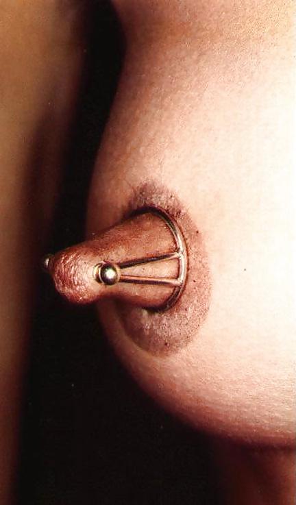Порно соски пирсинг
