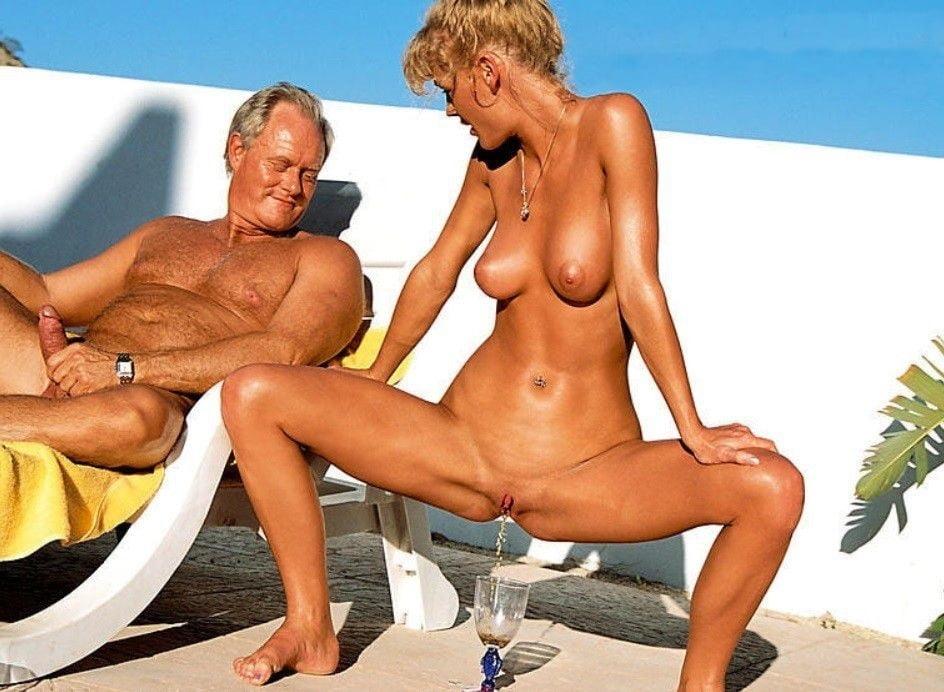 Золотое фото секса