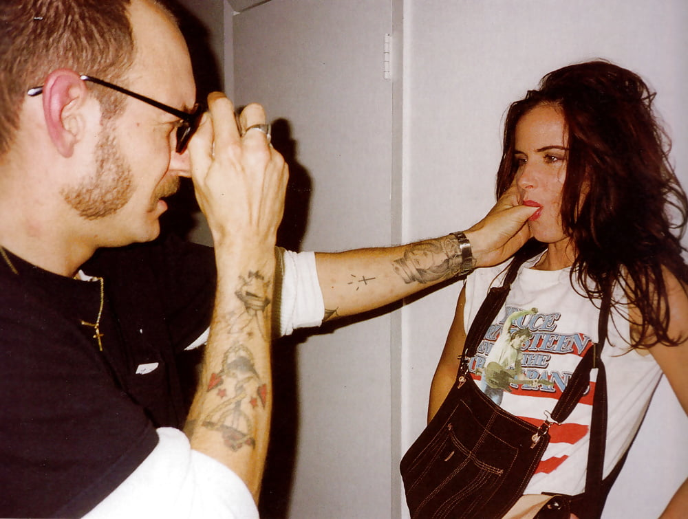 Juliette Lewis with Terry Richardson! LEAK! - 4 Pics | xHamster