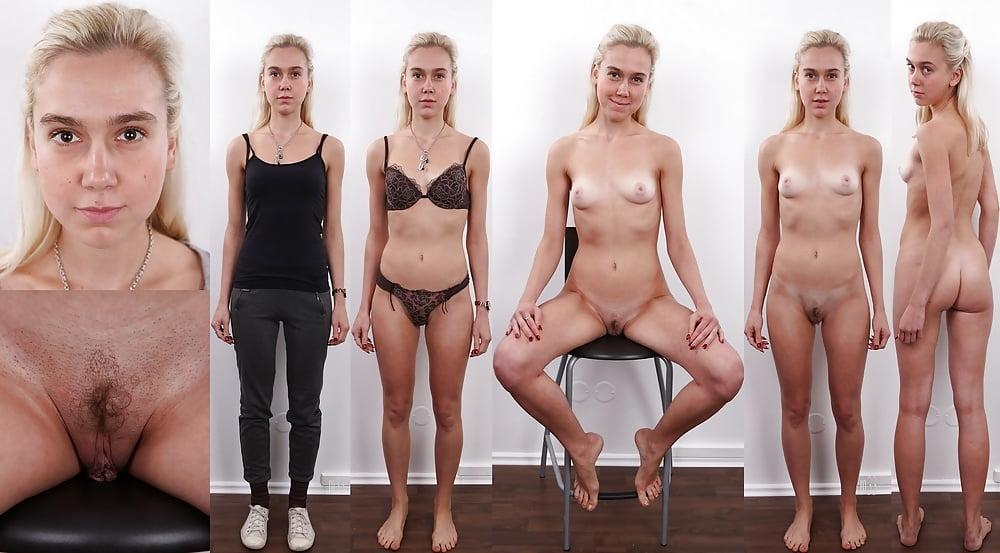 True Amateur Models Metalhead Babe Maria Modeling Nude