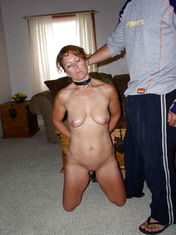 Mature mom sex slave