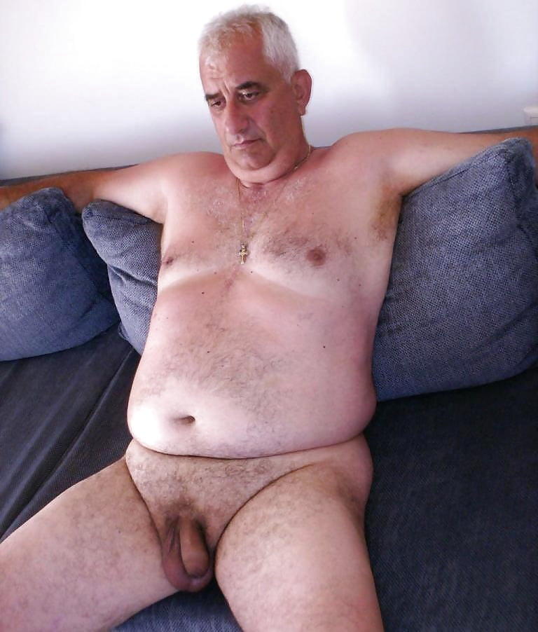 Butt daddy fat nude